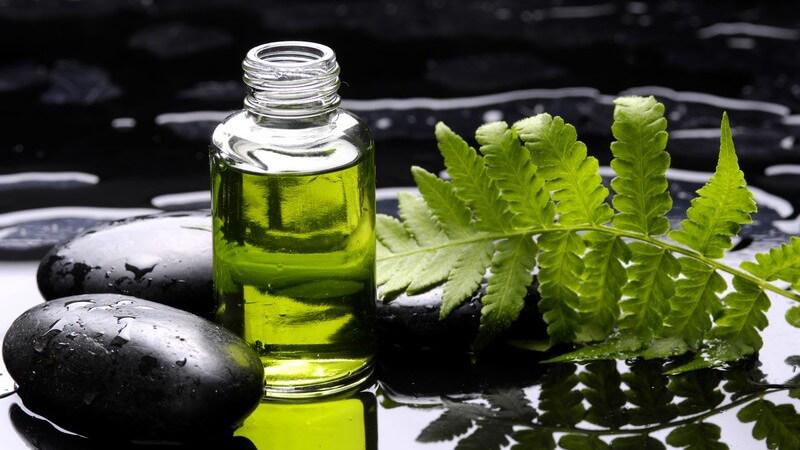 Ätherische Öle kommen z.B. als Massage- und Aromaöl oder auch in Nahrungsmitteln, Kosmetika und technischen Lösungsmitteln zur Anwendung