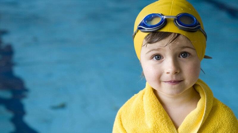 Wissenswertes zu den Prüfungen für Schwimmanfänger