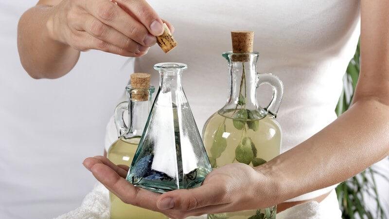 Wirkung und Anwendung von Mandelöl