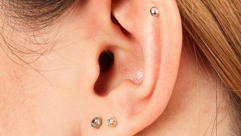 Wissenswertes zum Daith Piercing