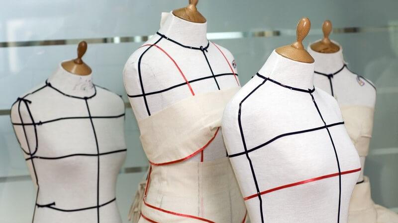 Vorbei die prachtvolle Zeit - Kleidungsmerkmale der Revolutions- und Empiremode