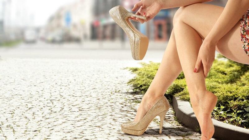 Frauen mit kurzen Beinen kommen mit diesen Tipps groß raus