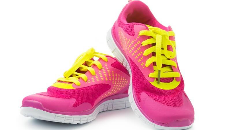 """Die Nachteile des """"Hausfrauenknotens"""" für die Schuhschleife"""