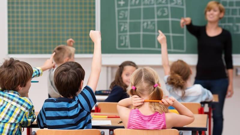Die kindliche Entwicklung in der dritten Klasse