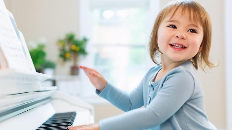 Typische Merkmale für eine musisch-künstlerische Begabung