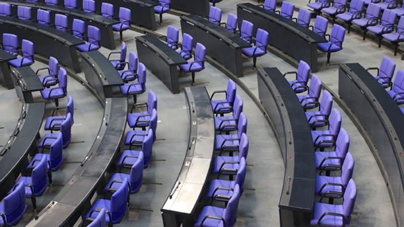 Ränge im Bundestag