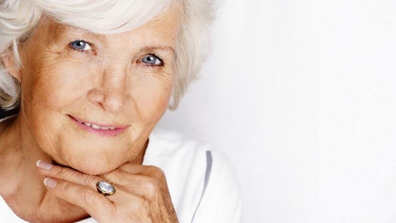 Wie verändert sich der Körper beim Älterwerden?