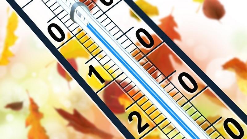 Wie warm und wie feucht wird es heute draußen?