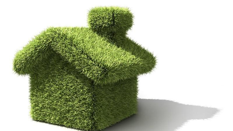 Das Erdhaus bietet klimatische Vorteile, im Sommer kühlt es und im Winter schützt es vor Kälte