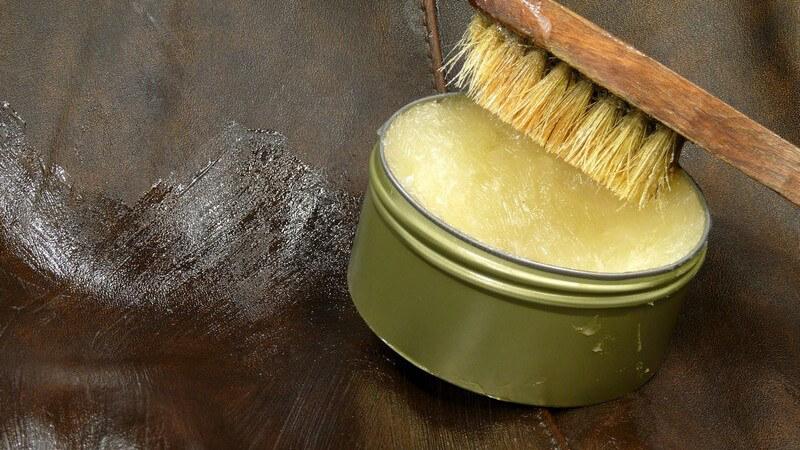 Wasch- und Pflegehinweise für Nappaleder