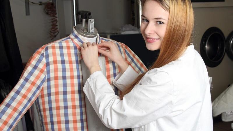 Wasch- und Pflegehinweise für Organdy