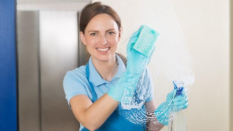 Tipps zur Nutzung von Fensterreinigern