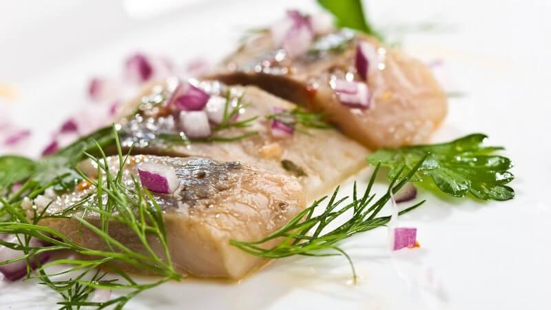 Gesundheitliche Vorzüge von Fisch