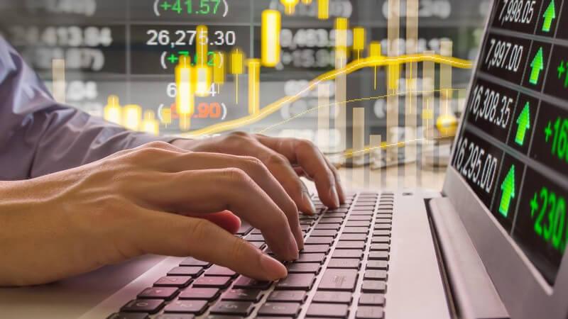 Ein kurzer Überblick über die Wertpapiere unterschieden nach dem Ertrag: Scheck, Zero-Bond und Aktie