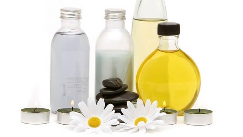 Das passende Massageöl finden