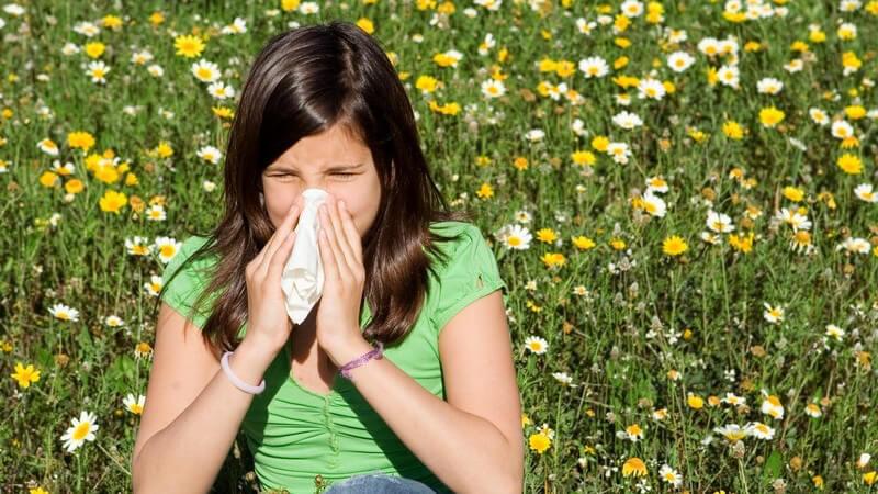 Die Entstehung einer Allergie und wie man sie behandeln und erkennen kann