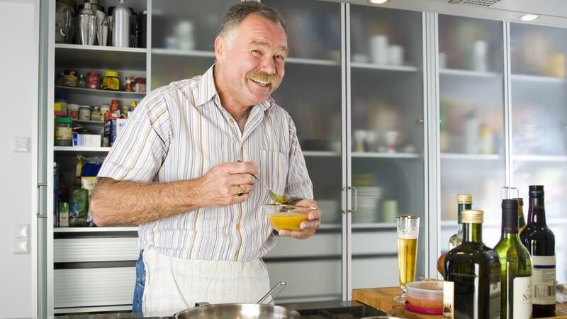 Die Küche stilvoll einrichten und Fehler vermeiden