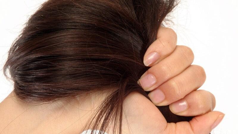 Tipps für das Frisieren von langen Haaren