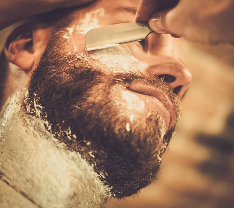 Frau glatze geschichte rasieren Macht der