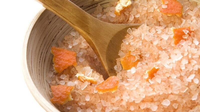 Wann und wie Badekristalle verwendet werden sollten, um einen entspannenden oder sogar therapeutischen Effekt zu erzielen