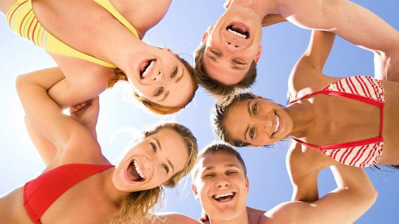 Sportarten, die im Sommer viel Spaß machen