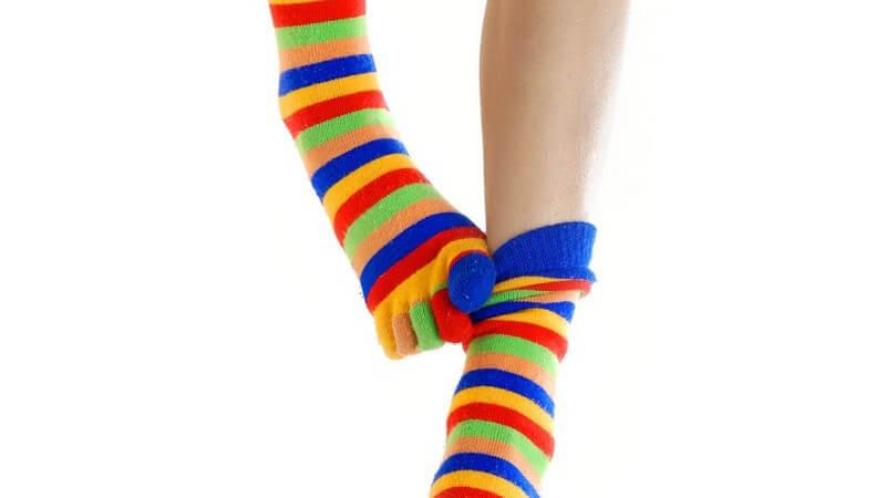 Varianten, Gelegenheiten und Pflegetipps für die beliebtesten Socken überhaupt