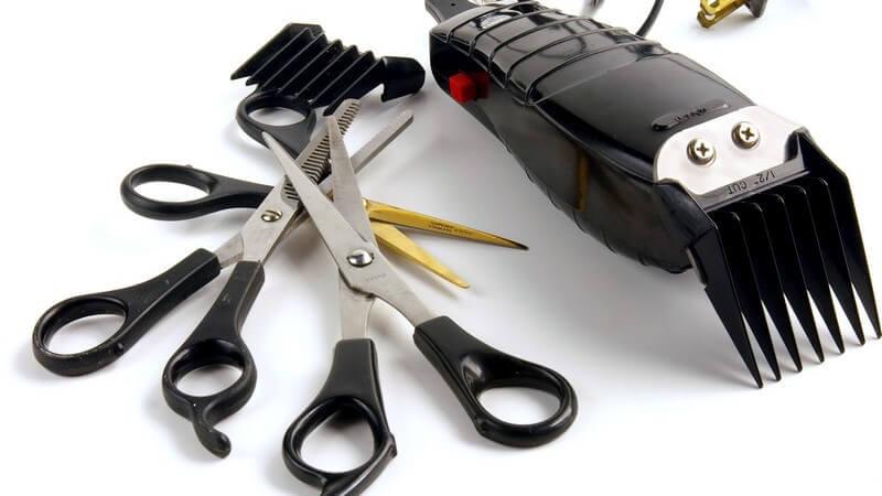 Wissenswertes zum Haare-Selber-Schneiden, zum Ausfindigmachen von aktuellen Haarschnitten und Schneiden der Haare nach dem Mondkalender