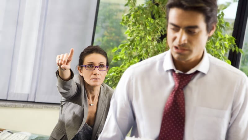 Bossing erkennen und dagegen angehen
