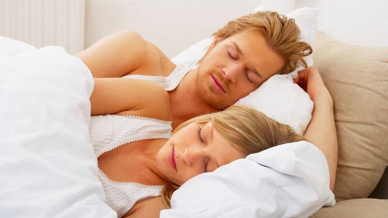 Die richtige Breite für ein Doppelbett