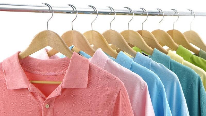Die Vielfalt der Kleiderbügel