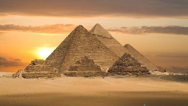 Sehenswertes im Reiseziel Ägypten