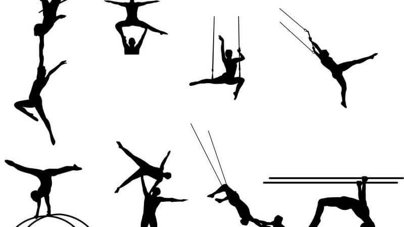 Jukari Fit to Fly - trainieren wie ein Star in der Manege