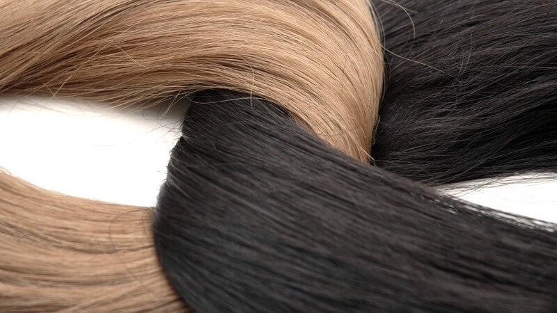 Wir geben Tipps zur Pflege und dem Färben von Echthaar-Haarteilen und stellen Möglichkeiten der Anbringung vor