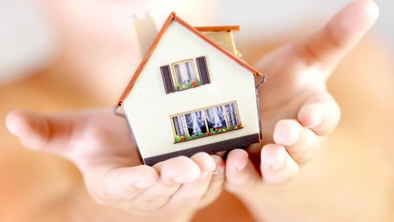 Arten von Immobilien bzw. Liegenschaften
