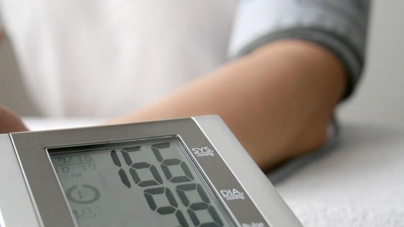 Funktion und Durchführung der Blutdruckmessung