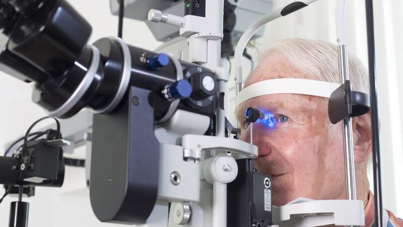 Funktion und Durchführung der Augeninnendruckmessung zur Früherkennung eines Glaukoms