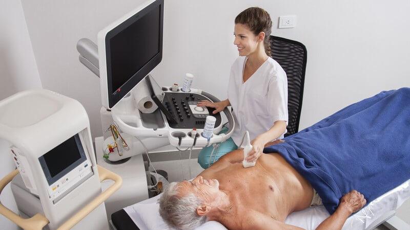 Wissenswertes zur Ultraschallkardiografie (UKG)