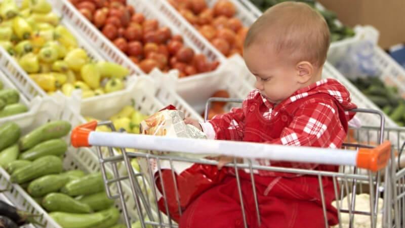 Unterschiedliche Modelle und Funktionen von Babyhosen
