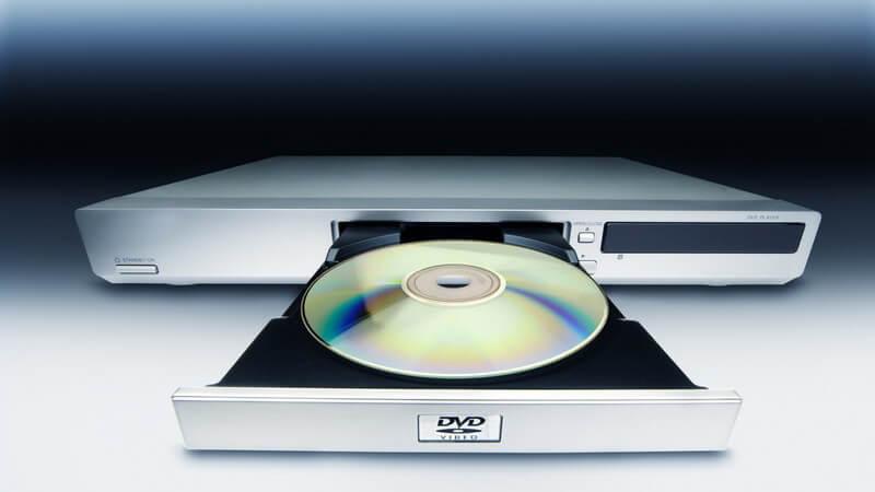 Aufbewahrung von CDs im CD-Ständer