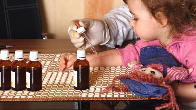 Funktion und Durchführung vom Epikutantest zur Bestimmung von möglichen Allergien