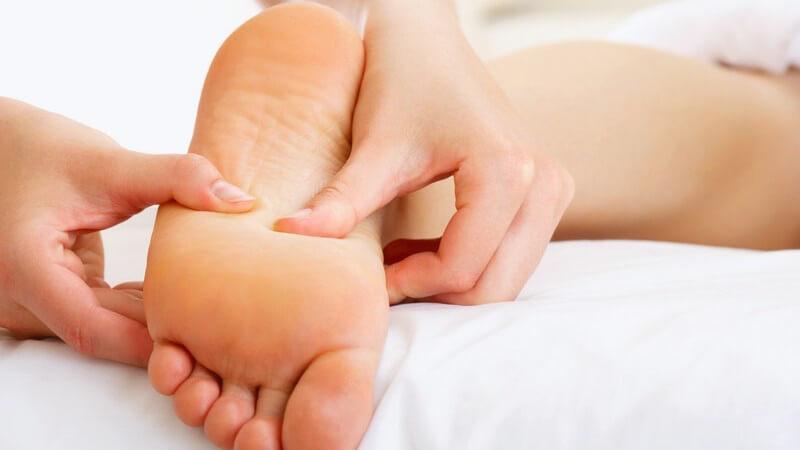 Die anregenden und sexuell stimulierenden Seiten der Fußmassage