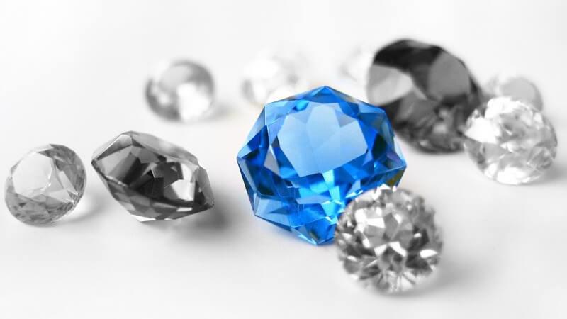Kristalle im Feng Shui