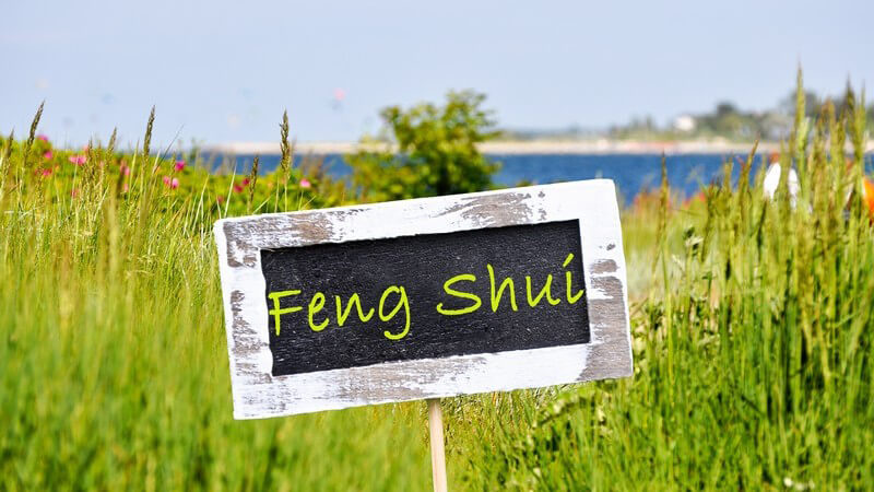 Farbgestaltung nach Feng Shui