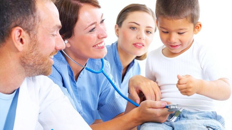 Die Durchführung der Gesundheitsvorsorge zur Vorbeugung von Erkrankungen