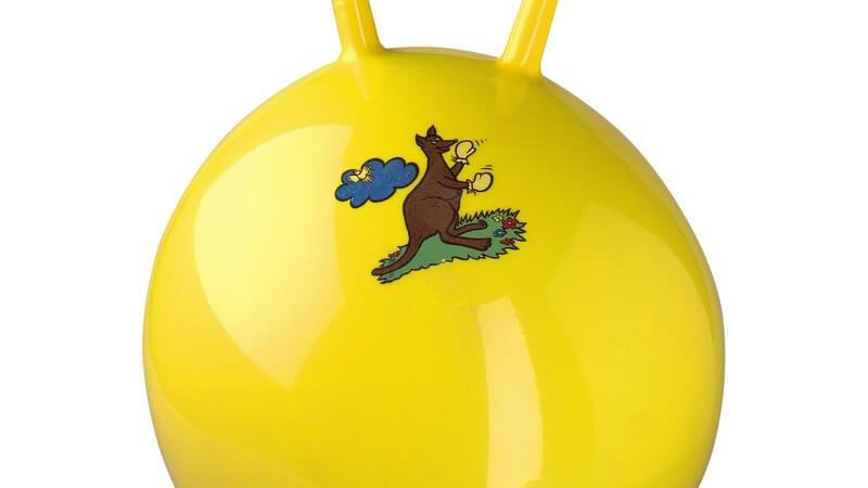 Funktion und Anwendungsgebiete von Hüpfbällen und Kriterien für einen guten Hüpfball