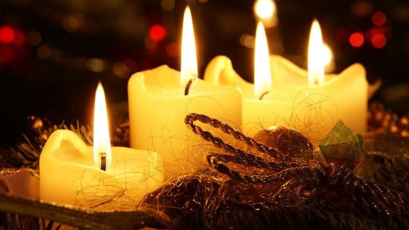 Die Vielfalt der Kerzen