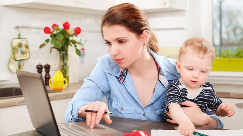 Ausbildungsmöglichkeiten, Tipps zu Finanzierungshilfen und Varianten der Kinderbetreuung