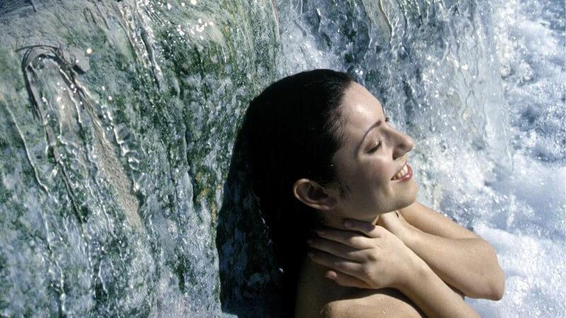 Heilwasser hilft von innen und außen