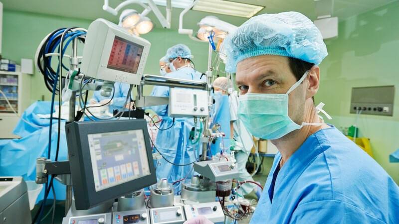 Wissenswertes zu chirurgischen Eingriffen