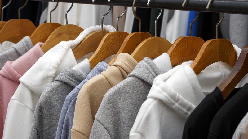 Vielfalt und Vorzüge des Kleiderständers